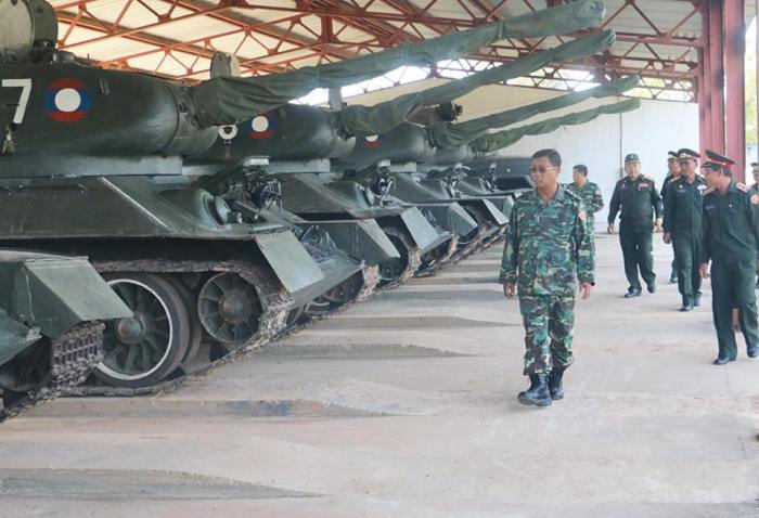 До недавнего времени все еще использовались Лаосом. |Фото: livejournal.com.