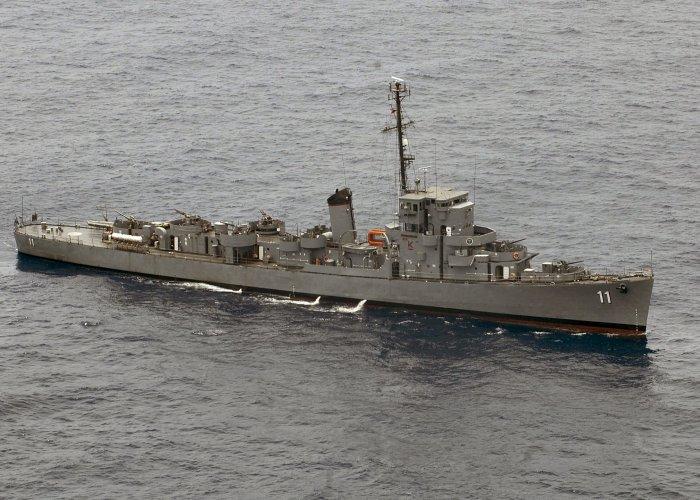 Последний корабль Второй мировой войны. ¦Фото: defence.ru.
