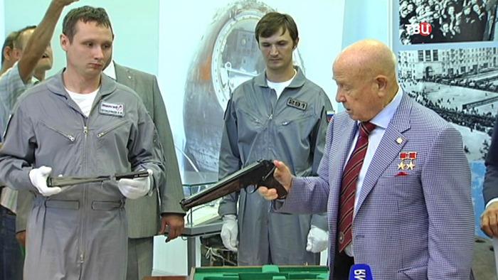 Пистолет был создан в 1982 году. |Фото: tvc.ru.