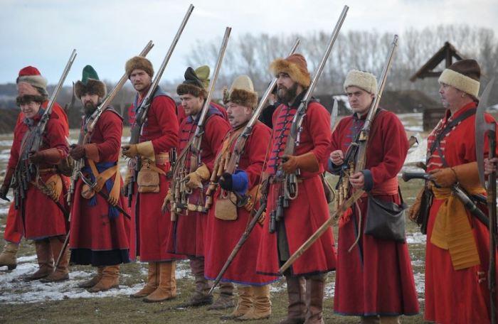 Даже русские стельцы в 16 веке созданы по образу турецких янычар. |Фото: ya.ru.