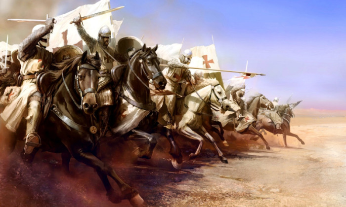 Эпоха рыцарей уходила. |Фото: yandex.uz.