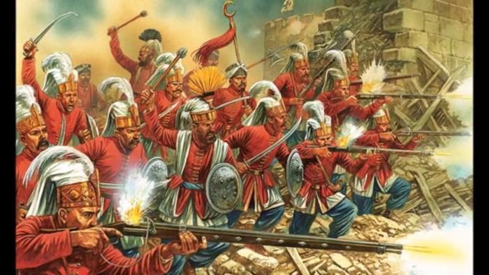 В Турции были созданы янычары. |Фото: yandex.com.
