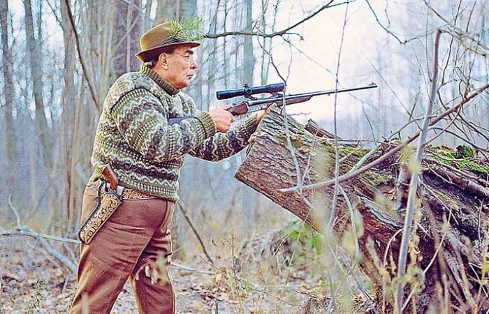 Как относились к оружию в России в старые времена.