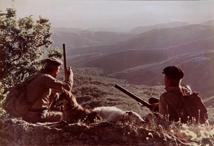 Охотники все еще могли держать арсенал.