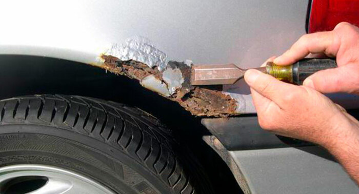 3 ошибки автомобилистов, которые приводят к скорому появлению ржавчины