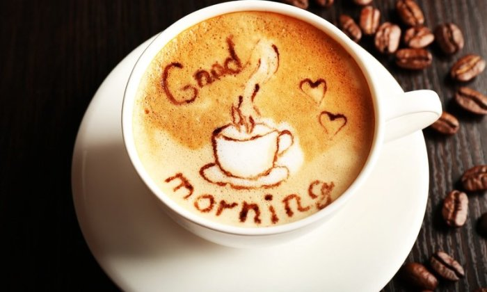 Утренний кофе - вещь бесполезная. |Фото: wallbox.ru.