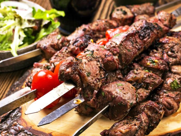 Нужно дать мясу постоять немного. |Фото: yandex.com.