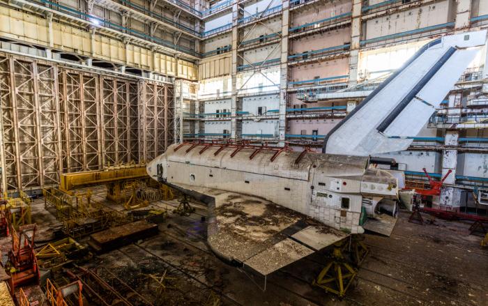 Когда-то это был стратегический проект. |Фото: rbth.com.