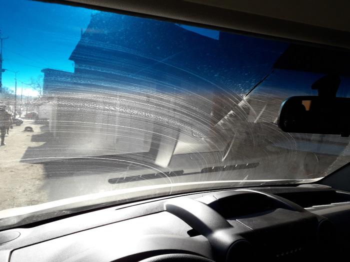 Скорее всего беда не в щетках.  Фото: drive2.ru