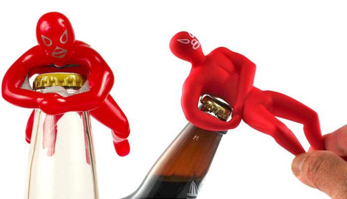 Необычная открывалка Luchador Bottle Opener.
