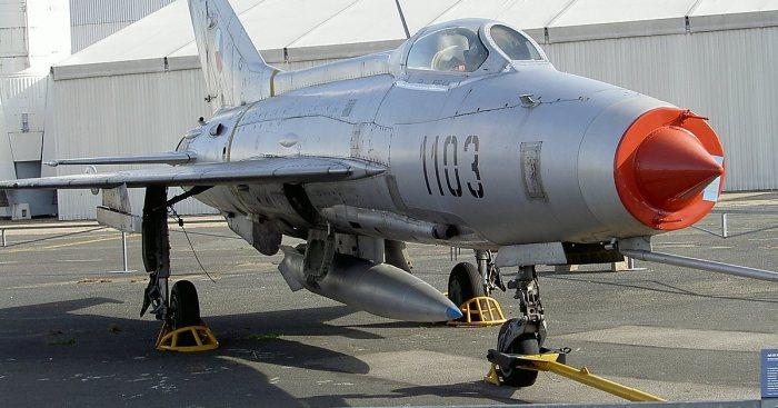 Чаще всего в боевых самолетах. ¦Фото: keypublishing.com.