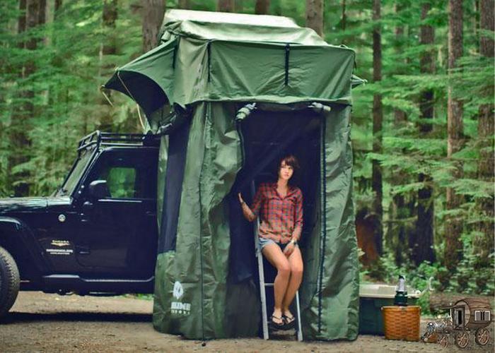 Treeline Outdoors для комфортного и безопасного отдыха.