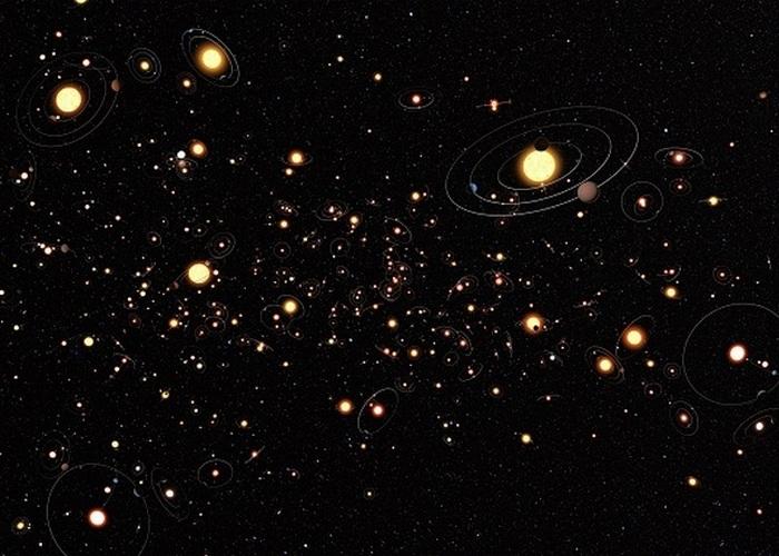 Есть тысячи других планет.
