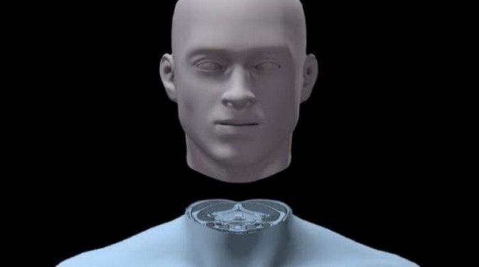 Возмутительный эксперимент: пересадка головы.