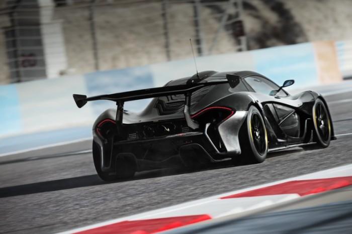 Амбициозный суперкар P1 GTR.