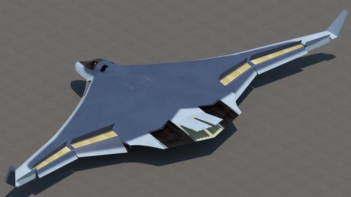 Самолет нового поколения. |Фото: regnum.ru.