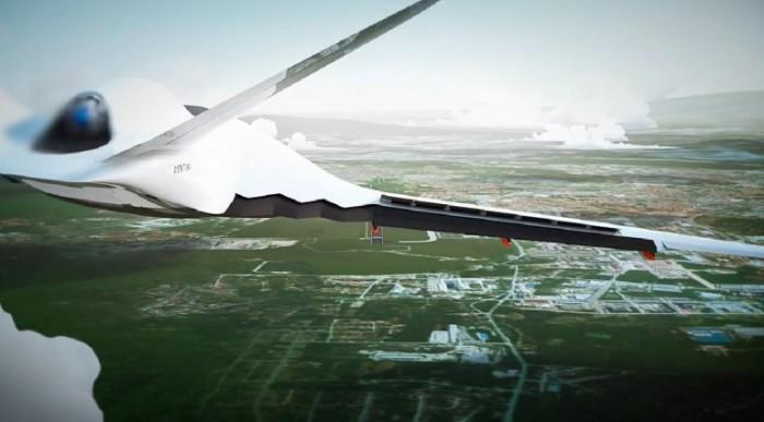 ПАК ФА - российский самолёт нового поколения.