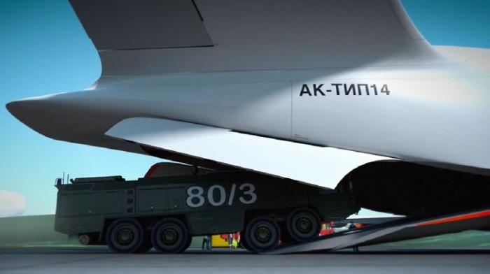 ПАК ФА - новое поколение самолётов.