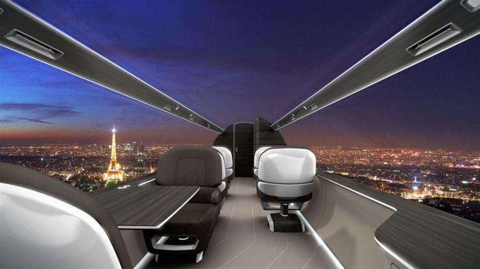 Не только пассажирские авиалайнеры будут такими.