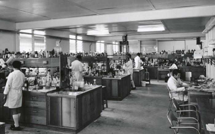 Лаборатории ядов есть и сегодня.