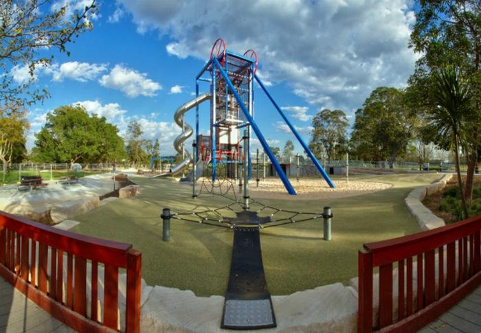 Площадка озера Маккуори.