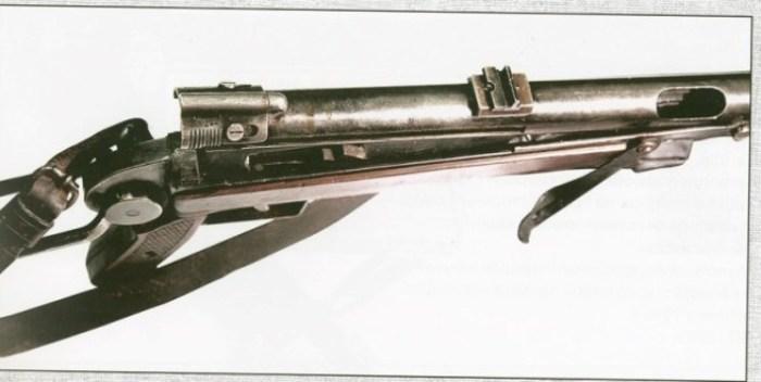 «Ураган» мастера Березина был сделан из ствола винтовки Мосина.