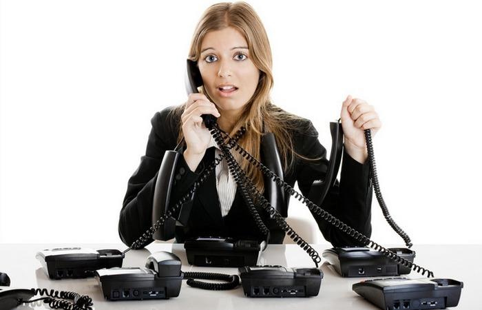 Исчезающая профессия: специалист телемаркетинга.