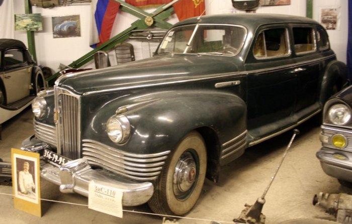 Автомобиль подаренный Сталиным.