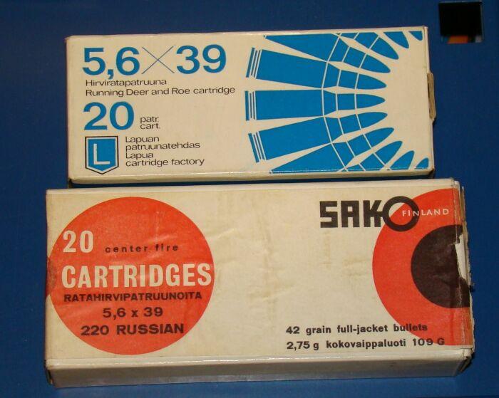 Патрон пришелся по вкусу по всему миру. |Фото: cartridgecollectors.org.