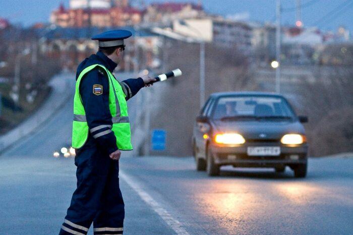 За пересечение по голове не погладят. |Фото: autopanorama.ru.