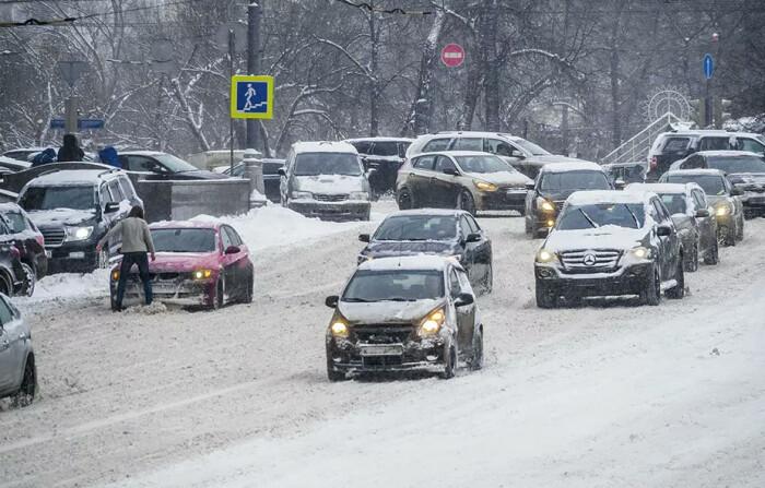 Зима не оправдание для нарушений. ¦Фото: smotri-dtp.ru.