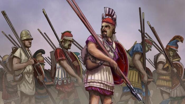 Европейцы в лице греков и македонцев когда-то переселялись в Азию.  Фото: besedka.tforums.org.