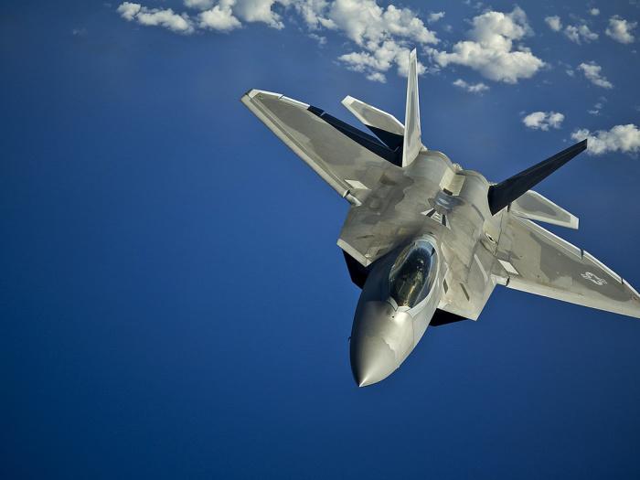 Когда-то F-22 Raptor был не больше, чем страшилкой.
