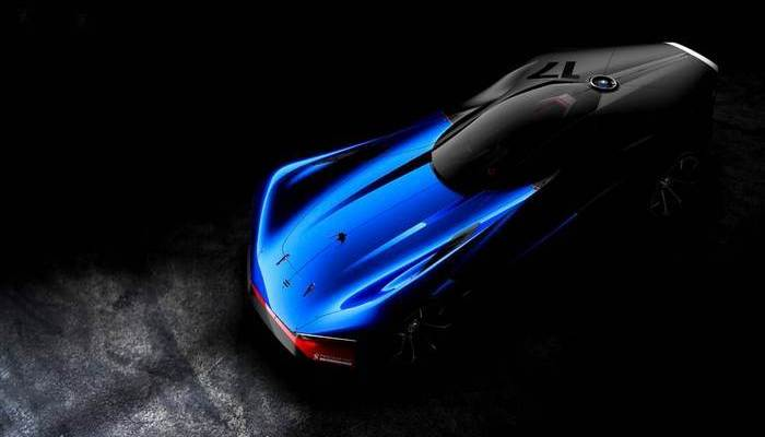 Peugeot L500R Hybrid.