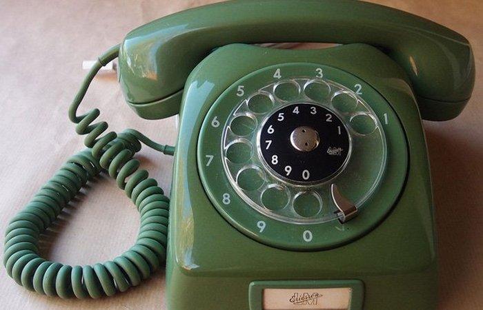 Милое вчера: услуги на основе телефонии.