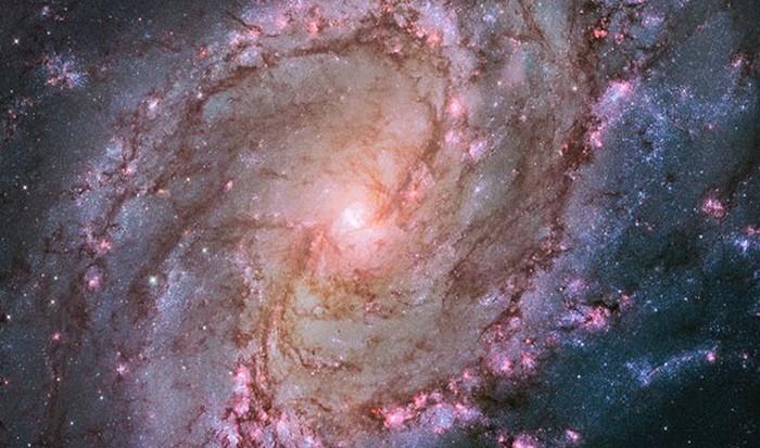 Потрясающая фотография: зарождение звезд.