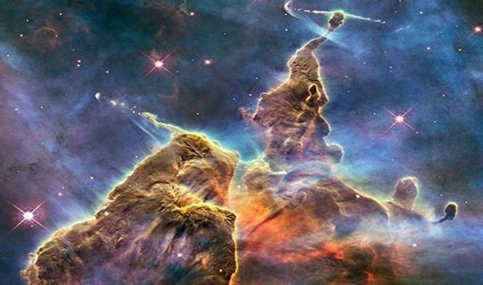 Потрясающая фотография: туманность Киля.