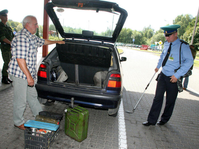 В любом случае должен быть составлен протокол. |Фото: autotruck-press.ru.