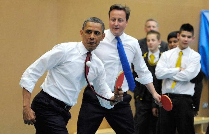 Игра и сейчас используется в качестве дипломатического инструмента.