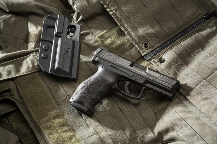 Один из самых удобных пистолетов.