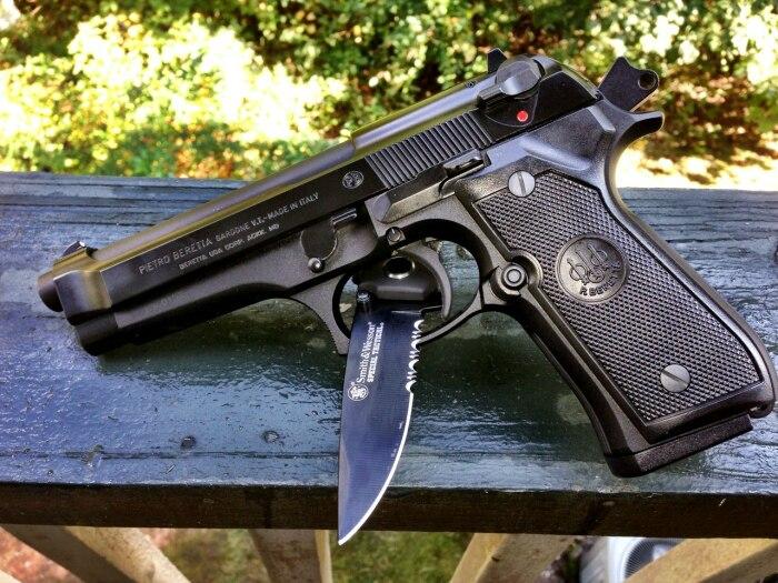 Очень популярный пистолет. ¦Фото: warweapons.ru.
