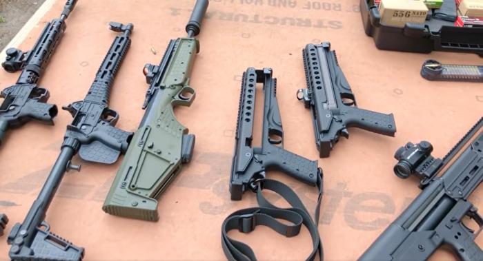 Не самое компактное орудие. |Фото: warspot.ru.