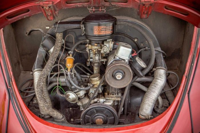 Этот немецкий двигатель стал такой же легендой, как и машина в которую его ставили. |Фото: pinterest.ru.