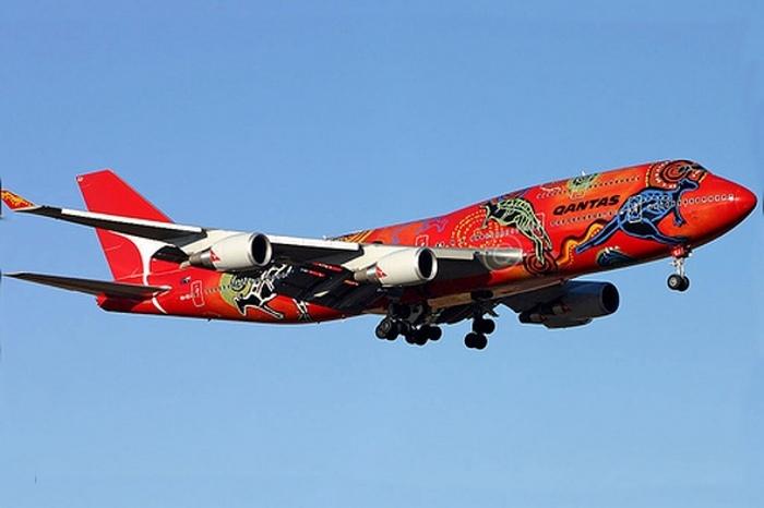 Qantas - Wunala Dream.