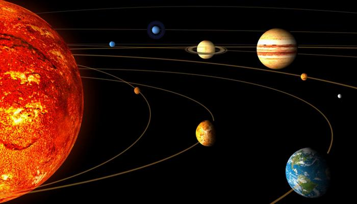 Размер и орбита Венеры.