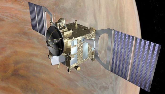 Атмосферное давление на Венере.