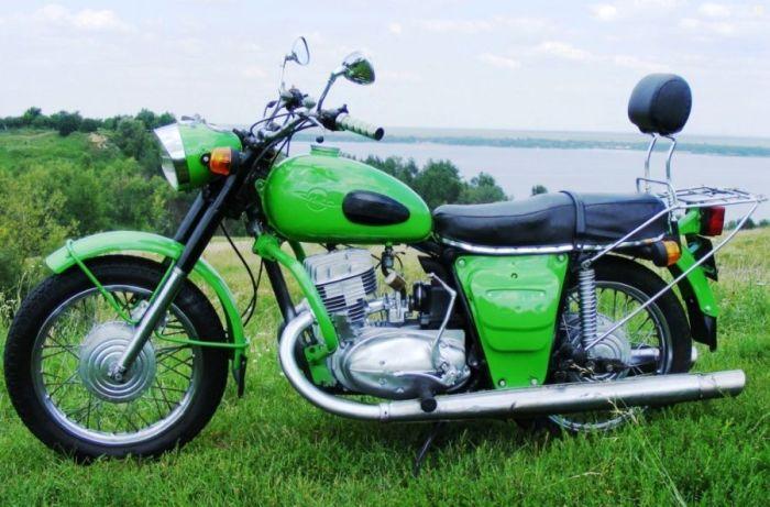 Лучший советский мотоцикл. |Фото: google.com.
