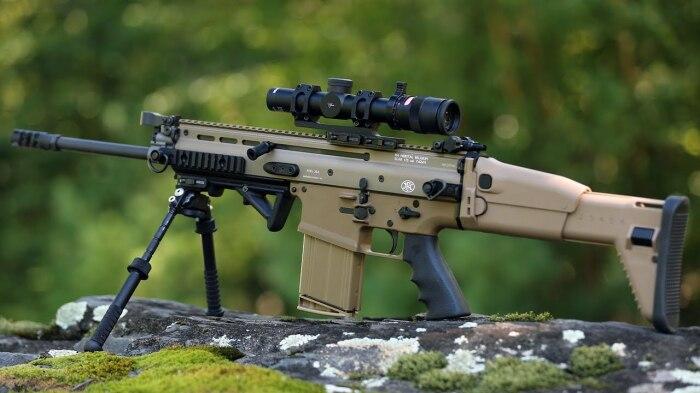 Любимое оружие американского десанта.  Фото: YouTube.