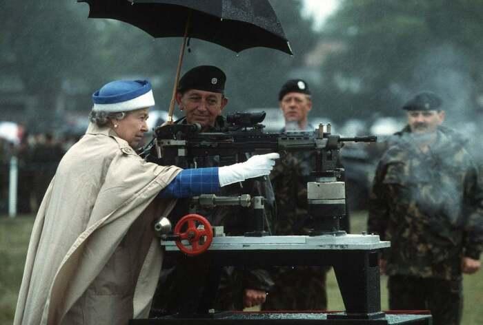 Винтовка для британской армии.  Фото: pholder.com.