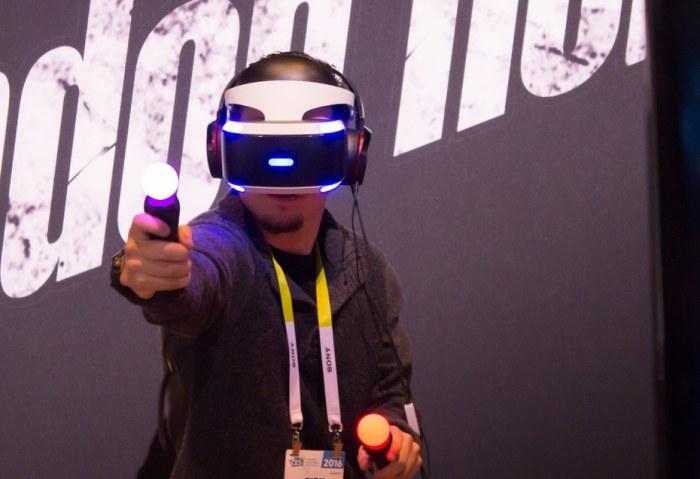 Новинка на рынке игр виртуальной реальности.